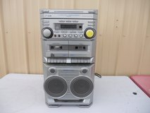 singing machine karaoke pa system - 3 cd graphics carousel dual cassette 60431 in Huntington Beach, California