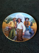 Rawhide collectible plate in Macon, Georgia