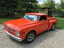 ** 1968 CHEVY PICK UP STEP SIDE STREET ROD in Bartlett, Illinois