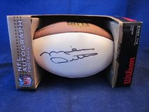 MIKE DITKA Signed Autographed Miniature WILSON NFL Autograph Football in Chicago, Illinois