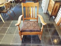 Rocking Chair*Antique*Ex Cond*Beautiful*Lower Price in Fort Leonard Wood, Missouri
