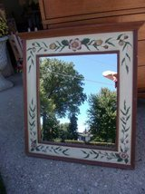 Floral Mirror in New Lenox, Illinois