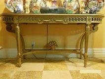 Antique French Buffet Server/Entry Table in Fairfield, California