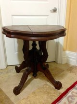 Antique Victorian Oval Table in Travis AFB, California