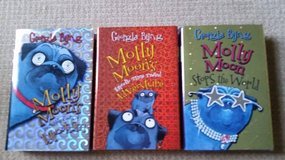 Molly Moon 3 book series - Hardcover w/ Book Jackets in Westmont, Illinois