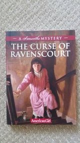 American Girl Book - Samantha Mystery - The Curse of Ravenscourt in Orland Park, Illinois