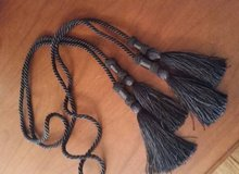 Double Tassels - Black in Orland Park, Illinois