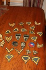 Army Memorbilia Pins, Patches in Houston, Texas