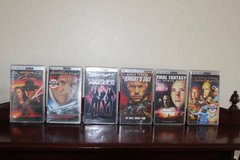 6 New PSP Movies and Three Used in Kingwood, Texas
