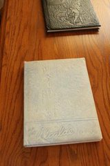 1945 Tyler High yearbook The Alcalde in Kingwood, Texas