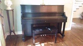 Piano- Kawai Upright Satin Ebony UST-9 - 4 Years Old in Joliet, Illinois