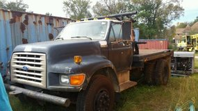 1995 ford winch truck in Houston, Texas