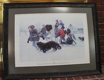 Robert Duncan Framed Print Celebration, 36x28 Inches in Glendale Heights, Illinois