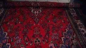 Large Vintage Hand Knotted  Persian Area Rug/Carpet in Kingwood, Texas