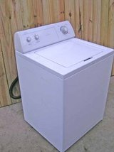 Washer Made By Whirlpool-Giant tub-3 months Guarantee in Byron, Georgia