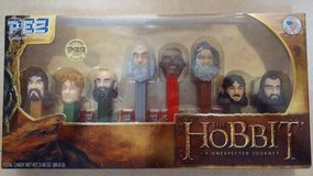 PEZ The Hobbit Collector's Series in Moody AFB, Georgia
