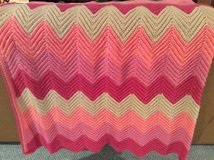 Handmade Afghan Coverlets - Queen size in Bartlett, Illinois