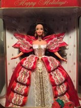 "Barbie--""Happy Holidays""--10th Anniversary in Westmont, Illinois"