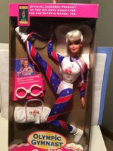 Barbie--Olympic Gymnast--1996 in Westmont, Illinois