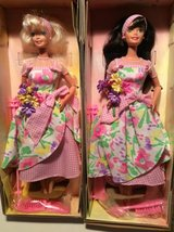 Spring Petals Barbie--  (Set of 2) 2nd in series in Westmont, Illinois