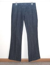 The Limited 678 Boot Cut Denim Jeans Womens 6R 6 x 33 Regular Stretch Long Tall in Morris, Illinois