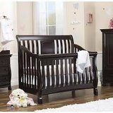 Crib - Sorelle  4-in-1 Convertible Crib w Toddler Rail & Bed Rail Conversion  Kit  NEW !! in San Diego, California