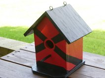Hand Made Wooden Birdhouses in Aurora, Illinois