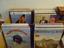 Mixed lot of 97 Vintage LP's Record albums. in Elgin, Illinois