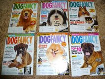 Dog Fancy Magazines 6 Issues From 2013 in Bartlett, Illinois