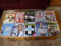 Chicago Magazines Lot of 10 Issues in Elgin, Illinois