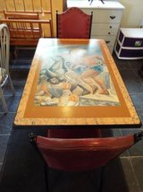 Table with Two Chairs*Art Work*Beautiful in Fort Leonard Wood, Missouri