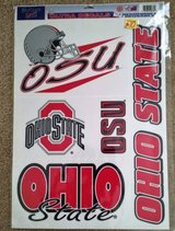 Ohio State Removable decals in Beaufort, South Carolina