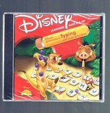 NEW Disney Adventures in Typing with Timon & Pumbaa Lion King CD-ROM Mac PC Age 6 Up in Morris, Illinois