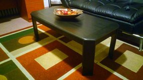 All Black Coffee Table in Fort Lewis, Washington