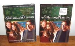 NEW ONLY $.50 CENTS The Christnas Blessing DVD with Slip Cover Family Holiday Movie Rob Lowe in Morris, Illinois