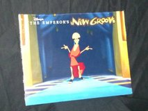 Disney's The Emperor's New Groove Set of 4  Lithographs in Aurora, Illinois