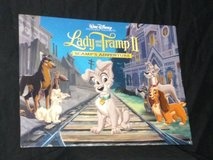 Disney's Lady and the Tramp II Set of 4  Lithographs in Aurora, Illinois