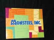 Disney Monsters, Inc.  Set of 4 Lithographs in Aurora, Illinois