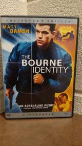 The Bourne Identity (Widescreen Collector's Edition) in Fort Campbell, Kentucky