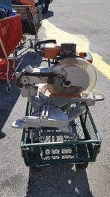 RIDGID 15-Amp 12 in.Corded Compound Miter Saw in Fort Campbell, Kentucky
