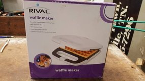 Rival Waffle Maker w/ Proctor Silex Ez Mixer in Fort Campbell, Kentucky