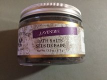 NEW pre de provence muscle soothing mind relaxing mediterranean bath salts lavender in Kingwood, Texas