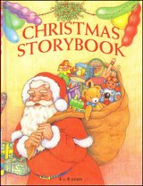 RARE 1993 Christmas Storybook Hard Cover Children's Age 4 - 8 Years in Yorkville, Illinois