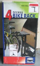 Softride Access Dura 4-Bike Rack in Lockport, Illinois