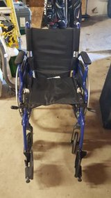 "Medline 17"" Wheel Chair in Hopkinsville, Kentucky"