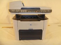 hp laserjet 3390 all-in-one laser jet printer/copier/fax with toner left 80050 in Huntington Beach, California