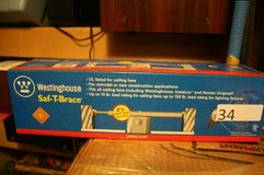 34Westinghouse Saf-T-Brace (for mounting ceiling fans in Tampa, Florida