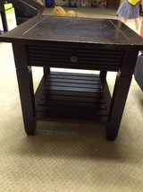 Coffee table and two matching side Tables in Glendale Heights, Illinois