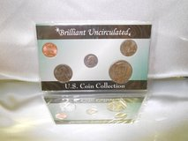 brilliant uncirculated u.s. coin collection, 5 coin set in Camp Lejeune, North Carolina