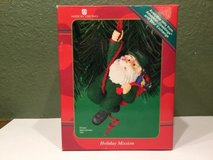NEW In Box American Greetings 6th Anniversary American Greetings Holiday Mission Ornament Army S... in Morris, Illinois